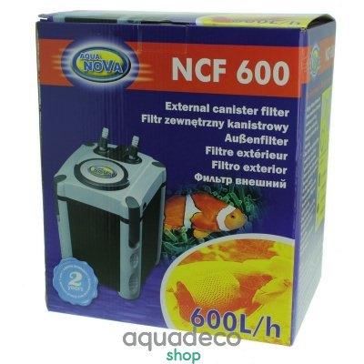Купить Внешний фильтр Aqua Nova NCF-600 в Киеве с доставкой по Украине