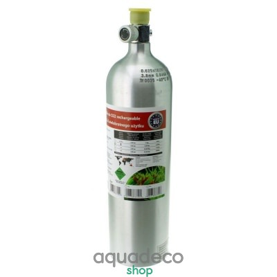 Купить Баллон CO2 Aqua Nova, алюминий, 1л. в Киеве с доставкой по Украине