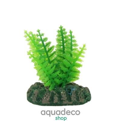 Купить Искусственное растение Aqua Nova NP-4 0457, 4см в Киеве с доставкой по Украине