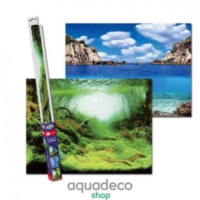 Купить Аквариумный задний фон Aqua Nova Растения_Океан в Киеве с доставкой по Украине