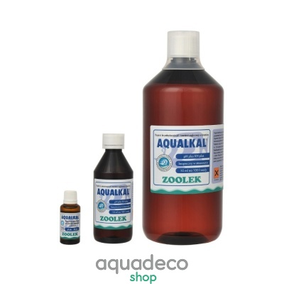 Купить Повышение рН и KH карбонатной жесткости Zoolek Aqualkal в Киеве с доставкой по Украине