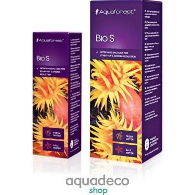 Купить Нитрифицирующие бактерии Aquaforest Bio S в Киеве с доставкой по Украине