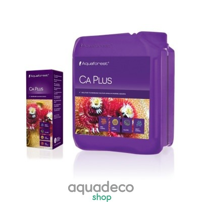 Купить Кальций для морского аквариума Aquaforest Ca Plus в Киеве с доставкой по Украине