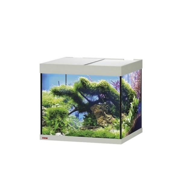 Аквариум EHEIM vivaline LED 150 2x12W (LED) без тумбы (vivaline LED 150 серый дуб) купить