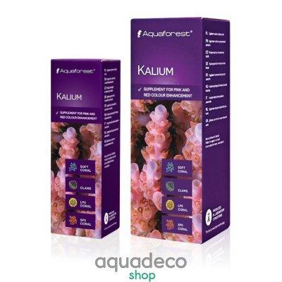 Купить Калий (K) для морского аквариума Aquaforest Kalium в Киеве с доставкой по Украине