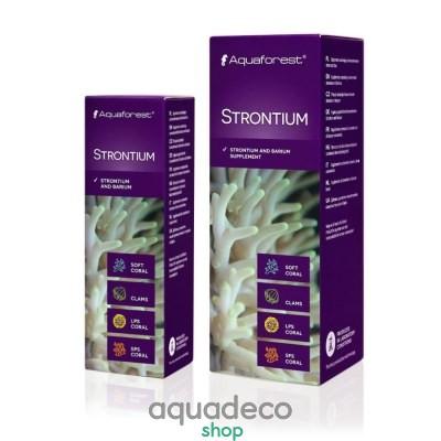 Купить Стронций (Sr) для морского аквариума Aquaforest Strontium в Киеве с доставкой по Украине