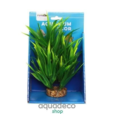 Купить Искусственное растение Yusee Валлиснерия 20см в Киеве с доставкой по Украине