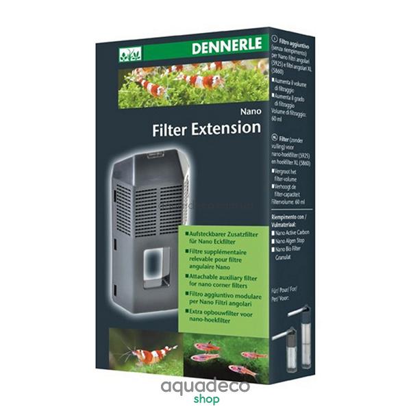 Nano Filter Extension: купить в киеве, цена, фото, обзор, инструкция. Aqua-Deco.com.ua
