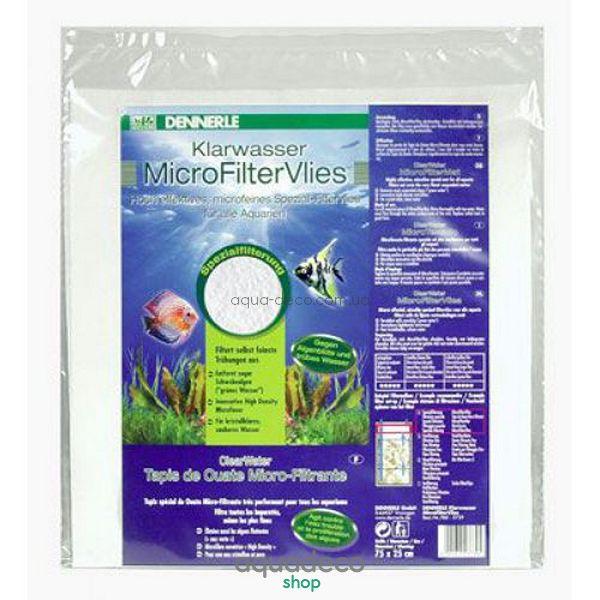 Специальный фильтрующий материал MicroFilter Vlies для удаления помутнений, 25x75 см.: купить в киеве, цена, фото, обзор, инструкция. Aqua-Deco.com.ua