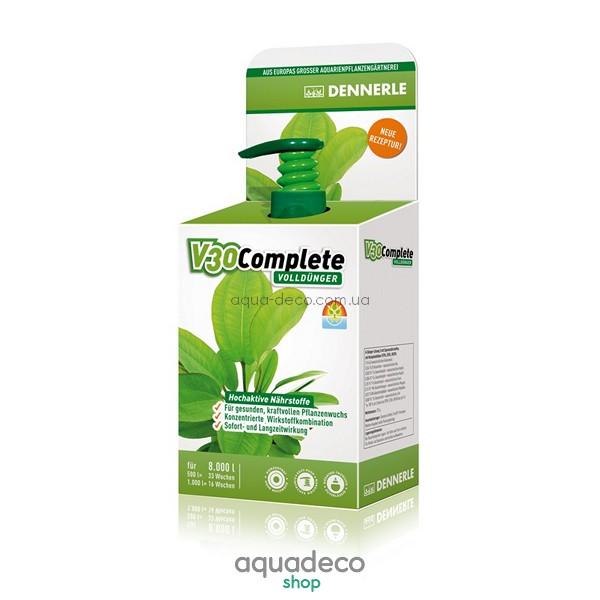 Полное комплексное удобрение для всех аквариумных растений V30 Complete, 250 мл: купить в киеве, цена, фото, обзор, инструкция. Aqua-Deco.com.ua