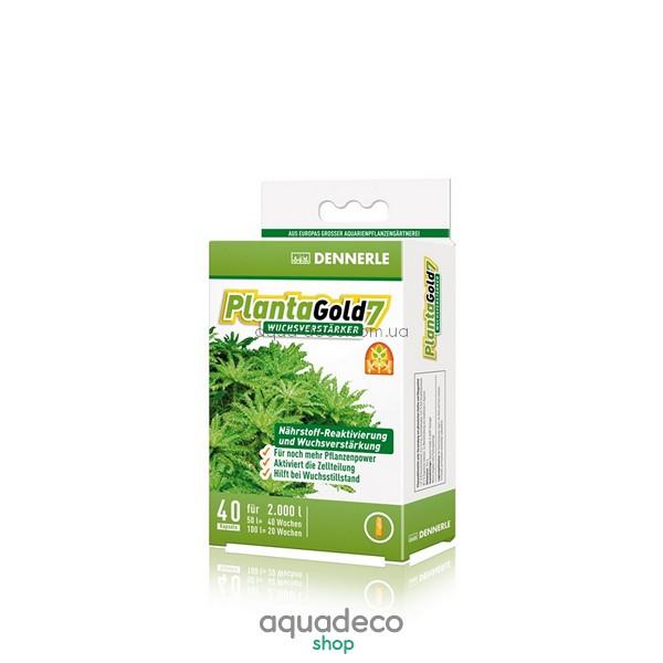 Стимулятор роста для всех аквариумных растений в капсулах PlantaGold 7, 40 шт.: купить в киеве, цена, фото, обзор, инструкция. Aqua-Deco.com.ua