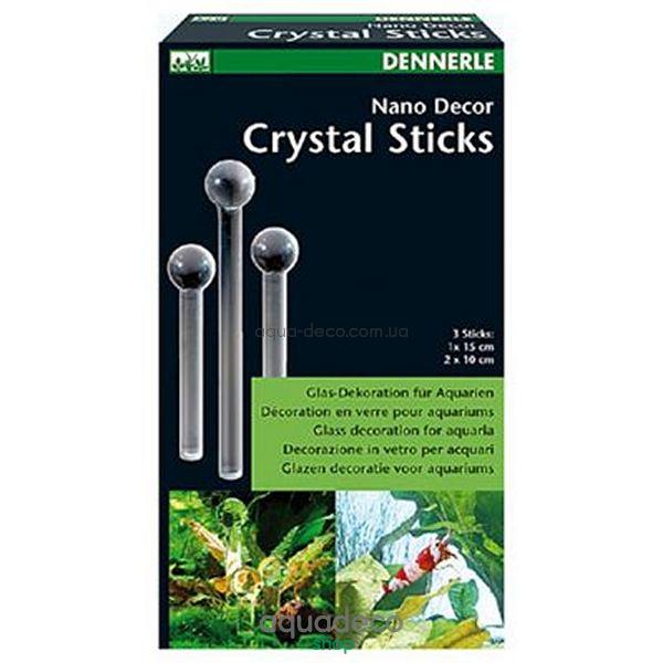 Декорации для мини-аквариума Nano Crystal Sticks: купить в киеве, цена, фото, обзор, инструкция. Aqua-Deco.com.ua