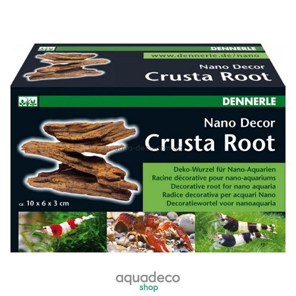 Декорация для мини-аквариума Nano Crusta Root S: купить в киеве, цена, фото, обзор, инструкция. Aqua-Deco.com.ua