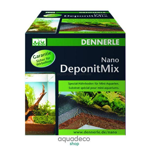 Специальная грунтовая подкормка Nano Deponit Mix для мини-аквариумов. Готовая смесь, 1 кг.: купить в киеве, цена, фото, обзор, инструкция. Aqua-Deco.com.ua