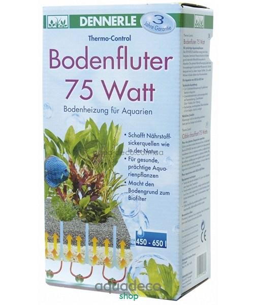 Низковольтный грунтовый термокабель Bodenflutter 75 ватт для аквариумов 400-650 литров: купить в киеве, цена, фото, обзор, инструкция. Aqua-Deco.com.ua