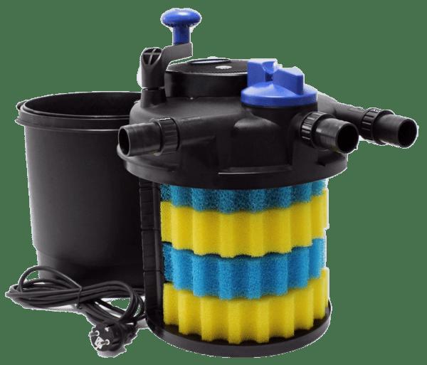 Sunsun CPF-5 000 (СанСан CPF-5 000) купить в Киеве - AquaDeco Shop