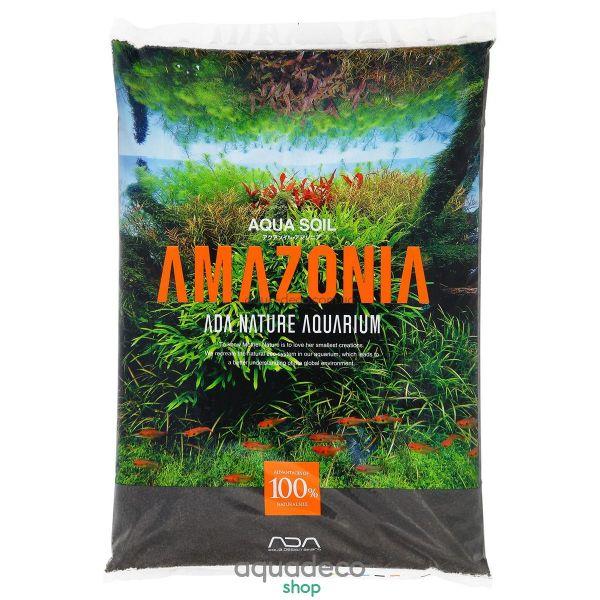 ADA Aqua Soil - Amazonia 9l питательный грунт для аквариума 104-021 - aqua-deco.com.ua