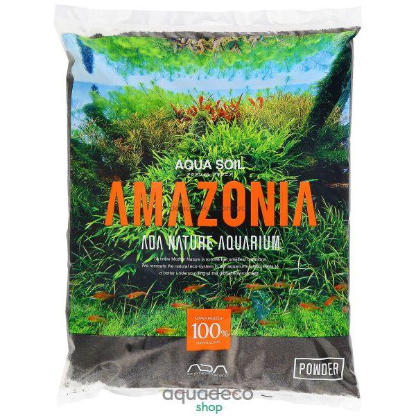 ADA Aqua Soil Powder - Amazonia 3l Питательный субстрат для аквариумов 104-051 - aqua-deco.com.ua