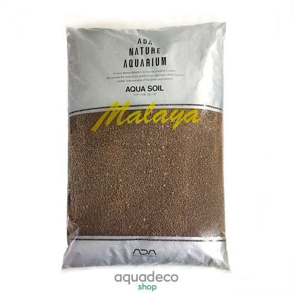 ADA Aqua Soil Powder - Malaya 3l Питательный субстрат для аквариумов 104-052 - aqua-deco.com.ua