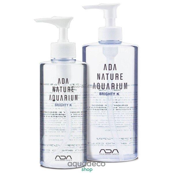 ADA Brighty-K 500 ml жидкие удобрения для аквариумных растений 103-021 - aqua-deco.com.ua
