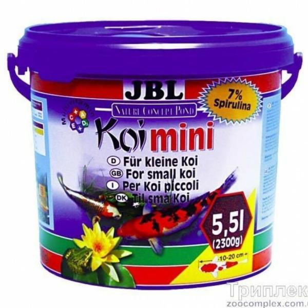 Корм для рыб JBL KOI Mini, 1 л