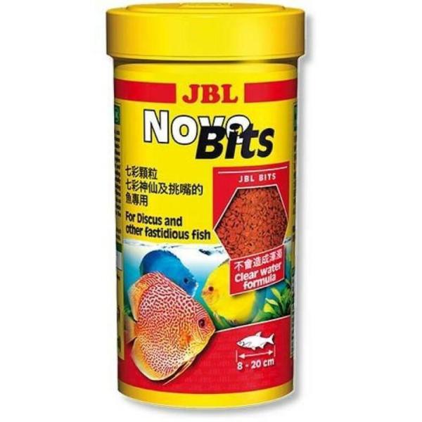 Корм для рыб JBL Novo Bits, 250 мл, без дозатора