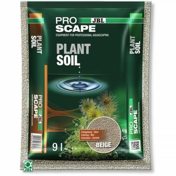 JBL ProScape PlantSoil BEIGE питательный грунт для растений, бежевый, 9 л.