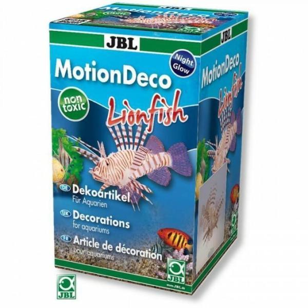 JBL MotionDeco Lionfish рыба крылатка, силикон.