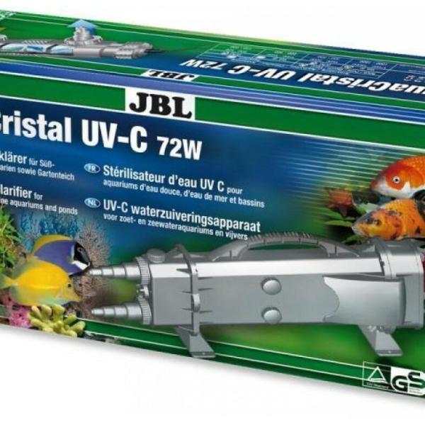 JBL Ультрафиолетовый сетрилизатор AquaCristal UV-C, 72 Вт.