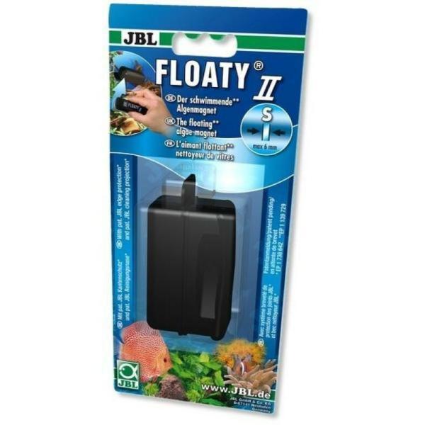 JBL Cкребок FLOTI II S (cтекло до 6мм)