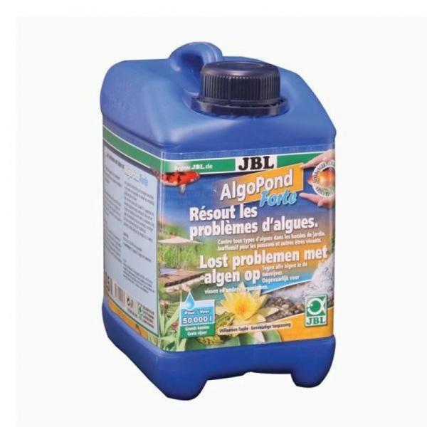 Кондиционер JBL AlgoPond Forte против водорослей в садовых прудах
