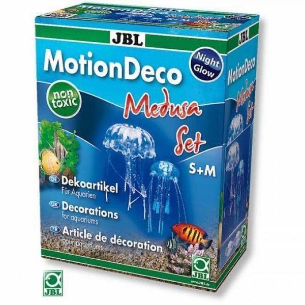 JBL MotionDeco Medusa Set набор медуз белая и голубая, силикон.