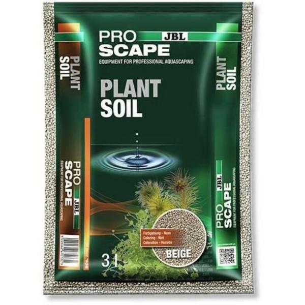 JBL ProScape PlantSoil BEIGE питательный грунт для растений, бежевый, 3 л.