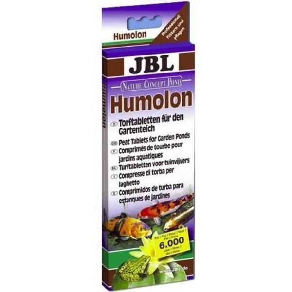 Таблетки JBL Humolon 24tab для предотвращения роста водорослей в пруду: купить в Киеве