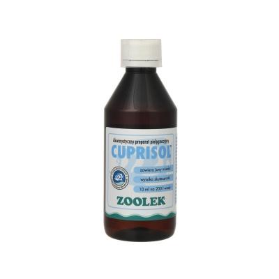 Удаление плесени ZOOLEK Cuprisol  (ZL0528) 0528 cuprisol 250ml AquaDeco Shop