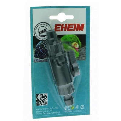 Кран запорный EHEIM shut-off tap  (4004512) 4004512 AquaDeco Shop