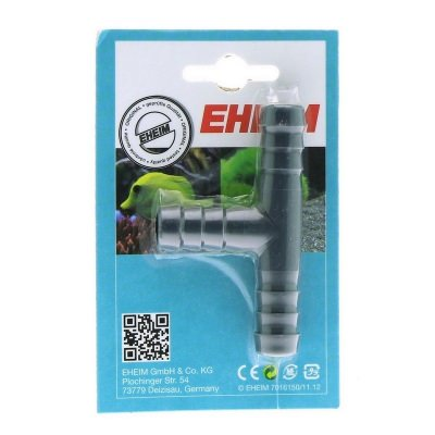 Тройник EHEIM T-piece  (4004950) 4004950 AquaDeco Shop