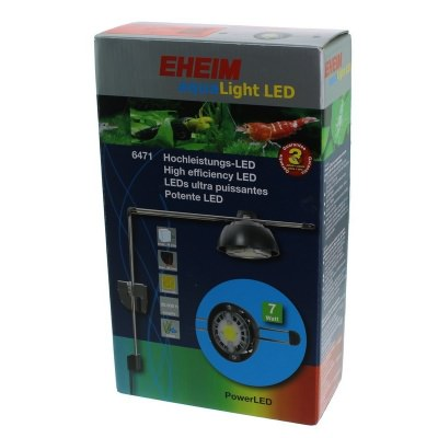 Светильник EHEIM powerLED круглый 7ват  (6471220) 6471220 AquaDeco Shop