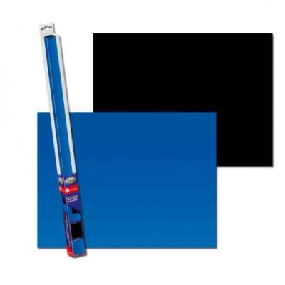 Аквариумный задний фон AQUA-NOVA Синий_Черный BLACK_BLUE S (BLACK/BLUE S) BLACK BLUE1 AquaDeco Shop