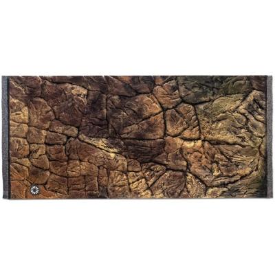Фон плоский скала без сетки для аквариума ATG LINE  (PL100x50)  AquaDeco Shop
