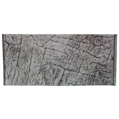 Фон плоский скала серая для аквариума ATG LINE  (PLSZ100x50)  AquaDeco Shop