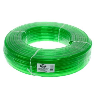 Шланг AQUA-NOVA 16_21мм зеленый  (TUB-16-21mm) TUB 16 21mm AquaDeco Shop