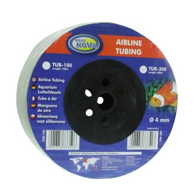 Шланг AQUA-NOVA 4_6мм силиконовый  (TUB-200) TUB 200 AquaDeco Shop