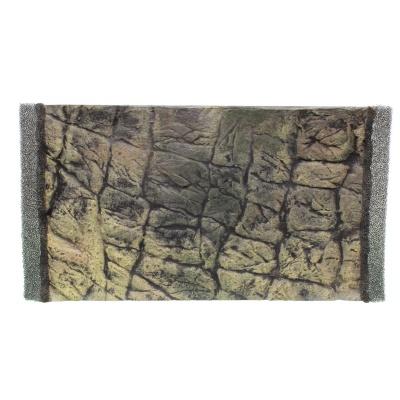Фон плоский скала без сетки для аквариума ATG LINE  (PL40x25)  AquaDeco Shop
