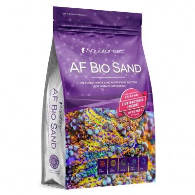 Песок для морского аквариума AQUAFOREST AF Bio Sand 7,5кг (739368) 739368 AquaDeco Shop