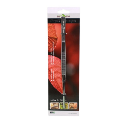 Пинцет прямой REPTI-ZOO FR02 25см. (RZ-FR02) rz fr02 AquaDeco Shop