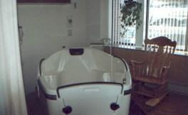 Aqua-Eez Labor Tub Vanderbilt water birthing options