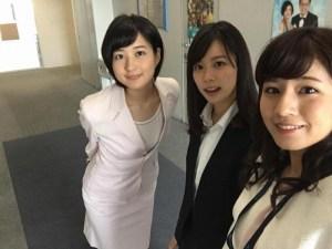 永尾亜子アナ かわいい 画像