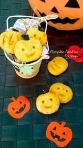 ハロウィン大人気レシピ かんたんカボチャクッキー