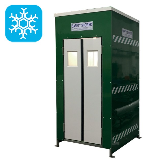 Arctic Cubicle Safety Shower
